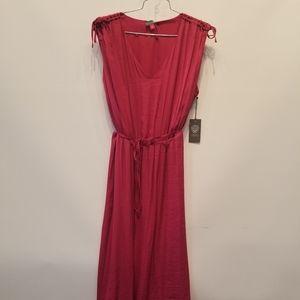 Vince Camuto NEW Sleeveless Pink Dress Size 2X